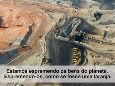 SETEMBRO: RESPEITO PELOS RECURSOS DO PLANETA